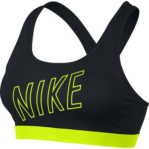 Display product reviews for Nike Women's Pro Classic Padded Logo Sports Bra