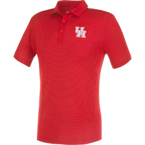 Columbia Sportswear Men's University of Houston Omni-Wick Sunday Polo Shirt