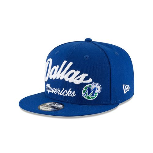 New Era Men's Dallas Mavericks 9FIFTY® City Stitcher Cap