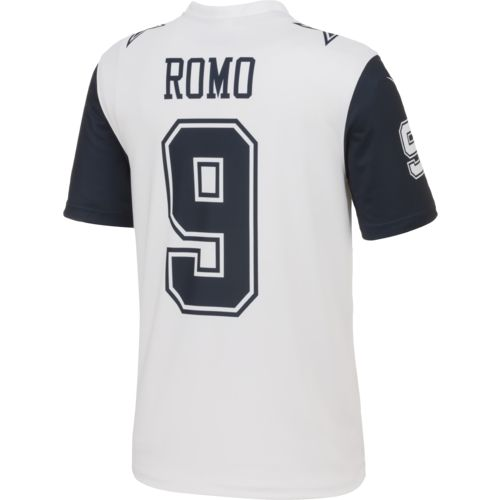 Nike™ Dallas Cowboys Tony Romo #9 Color Rush Jersey