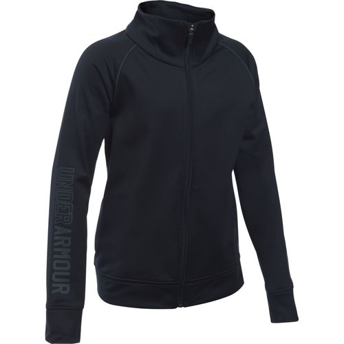 Under Armour® Girls' Rival Warm Up Jacket