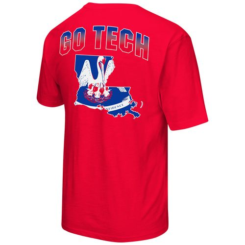 Colosseum Athletics™ Men's Louisiana Tech University Golden Boy T-shirt
