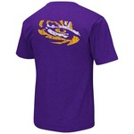 Colosseum Athletics™ Men's Louisiana State University Banya Pocket T-shirt - view number 2