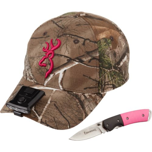 Display product reviews for Browning Women's Night Seeker Cap Set