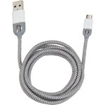 iHome 5' Double-Injected Nylon Micro USB Charge and Sync Cable - view number 1