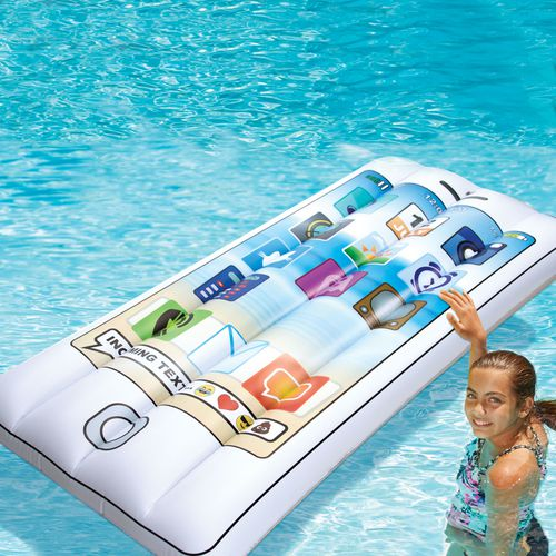 Aqua-Leisure Aqua Splash Hot Line Pool Float