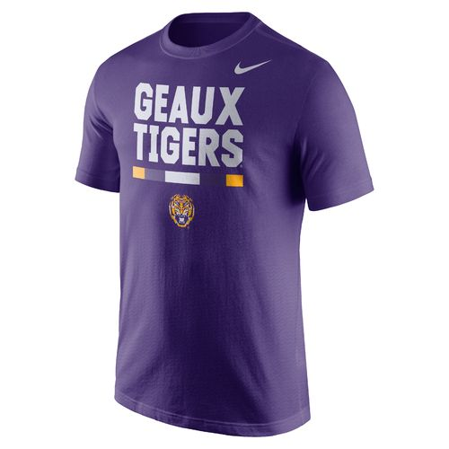 Nike Men's Louisiana State University Local Verbiage T-shirt