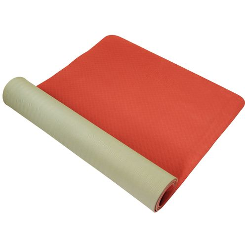 Sunny Health & Fitness 2-1/2' x 6' x 1/4'' TPE Exercise Yoga Mat