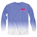 Blue 84 Women's Stephen F. Austin University Ombré Long Sleeve Shirt - view number 2