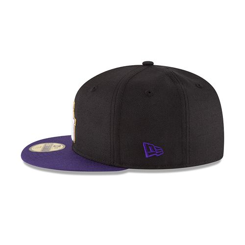 New Era Men's Louisiana State University 59FIFTY Cap - view number 4