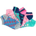 BCG Girls' Popsicles No-Show Socks 6 Pairs - view number 3