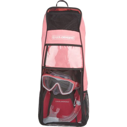 U.S. Divers Ladies' Diva Silicone Snorkeling Set - Coral - view number 2
