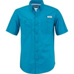 Magellan Outdoors Men's Padre Island Short Sleeve Shirt - view number 3
