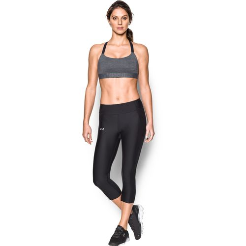 Under Armour Women's Eclipse Mid Heather Sports Bra - view number 3