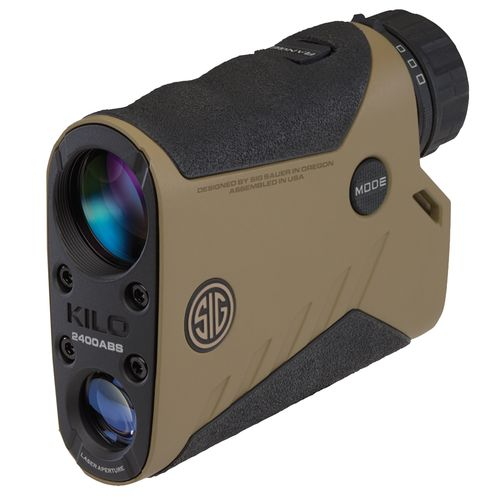 SIG SAUER Electro-Optics Kilo2400 7 x 25 Range Finder