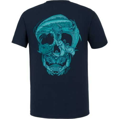 Salt Life Men's Sea Skull Short Sleeve T-shirt