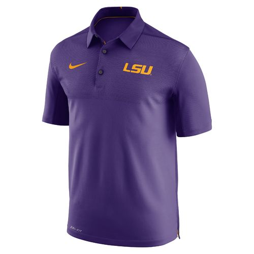 Nike Men's Louisiana State University Elite Polo Shirt