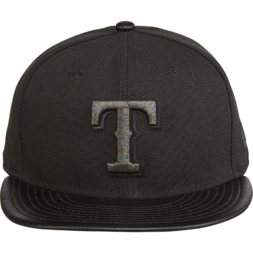 New Era Men's Texas Rangers 9FIFTY® Twist Trick Cap