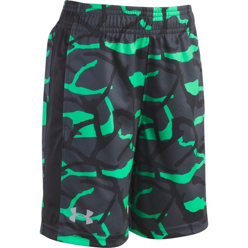 Under Armour Boys' Anatomic Printed Eliminator Short