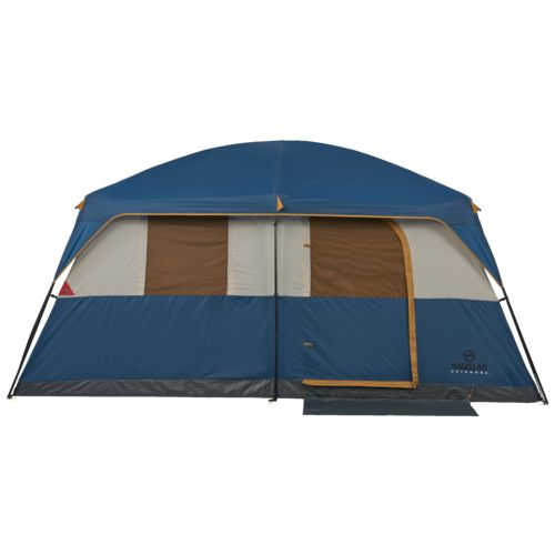 Display product reviews for Magellan Outdoors Grand Ponderosa 10 Person Family Cabin Tent