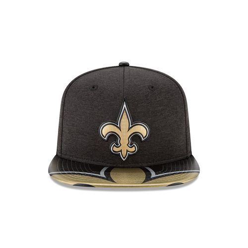 New Era Men's New Orleans Saints 9FIFTY® NFL17 On Stage Cap - view number 10
