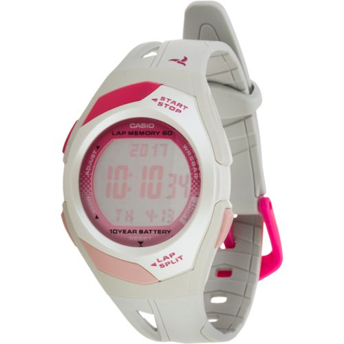 Casio Women's 60-Lap Running Watch