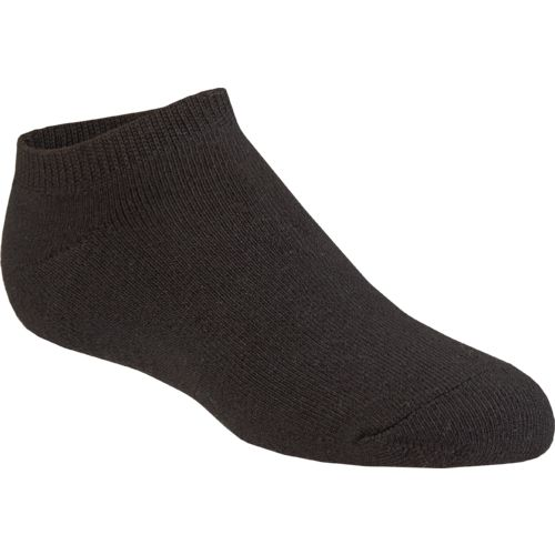 BCG Boys' No-show Socks 6-Pack