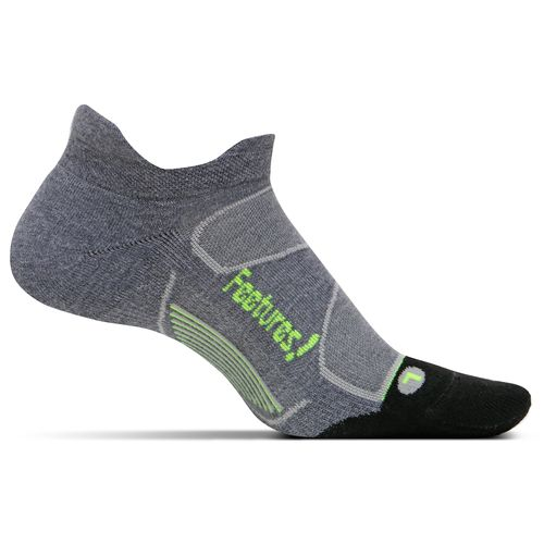 Display product reviews for Feetures Men's Elite Max Cushion Socks