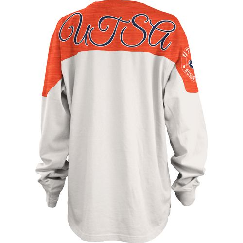 Three Squared Juniors' University of Texas at San Antonio Cannondale Long Sleeve T-shirt - view number 2