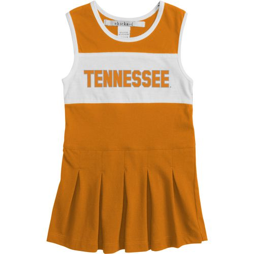 Chicka-d Girls' University of Tennessee Cheerleader Dress