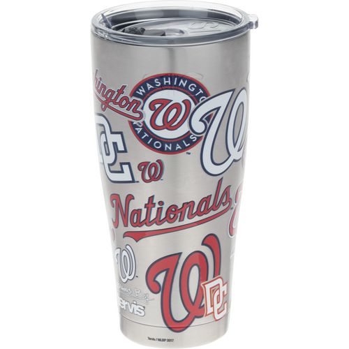 Tervis Washington Nationals All Over 30 oz Stainless-Steel Tumbler