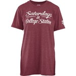 Three Squared Juniors' Texas A&M University Saturday T-shirt - view number 1