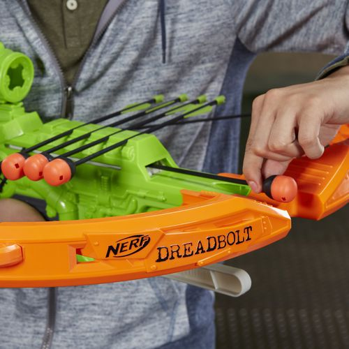 NERF Zombie Strike Dread Bolt Crossbow - view number 3