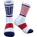 Skyline One Nation Crew Socks - view number 1