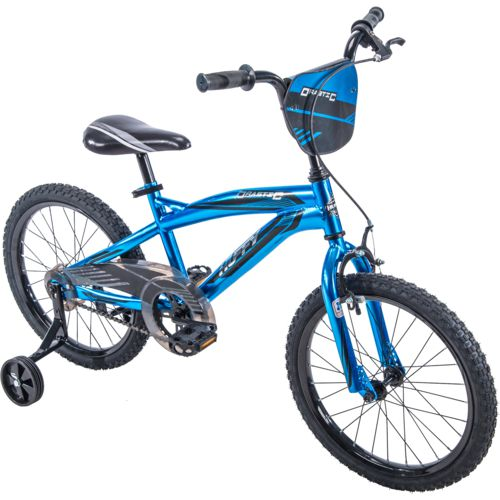 Display product reviews for Huffy Boys' Metaloid Drastic 18 in Bicycle