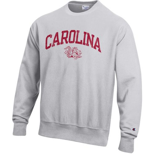 Champion Men's University of South Carolina Reverse Weave Crew Sweatshirt