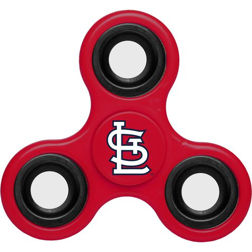 Forever Collectibles St. Louis Cardinals Diztracto 3-Way Spinnerz Toy