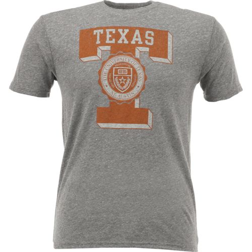 We Are Texas Men's University of Texas Letter Seal T-shirt
