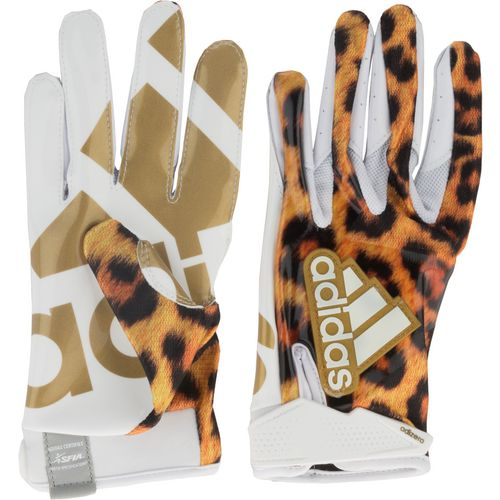 adidas Men's AdiZero 6.0 Uncaged Football Gloves