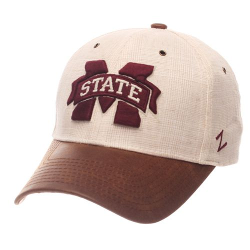 Zephyr Men's Mississippi State University Havana Curved Bill 2-Tone Cap