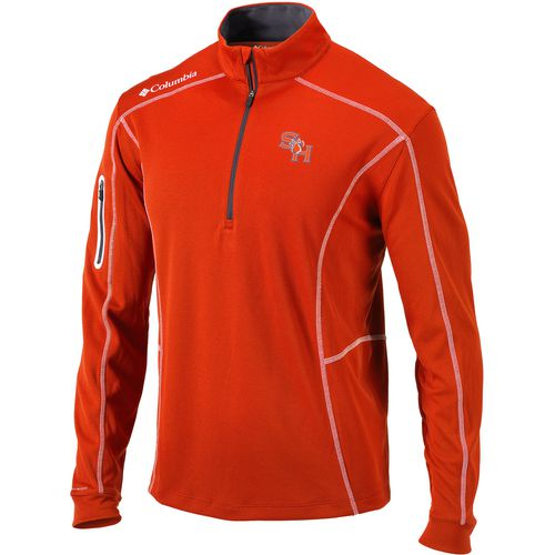 Columbia Sportswear Men's Sam Houston State University Shotgun 1/4 Zip Pullover