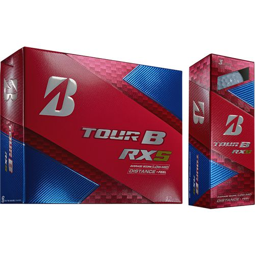 Bridgestone Golf Tour B RXS Golf Balls 12-Pack