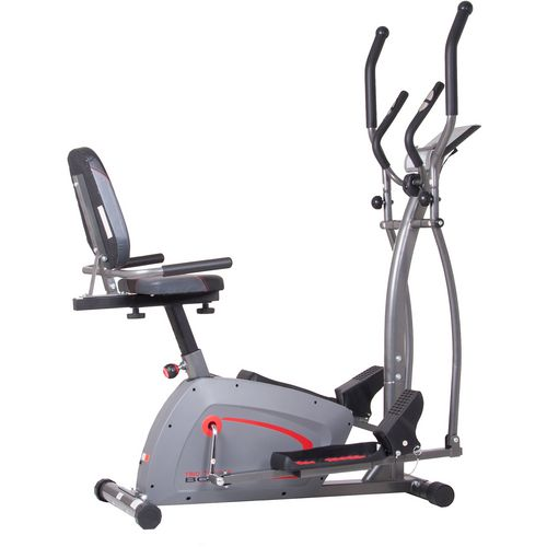 Display product reviews for Body Champ 3-in-1 Trio Trainer Workout Machine