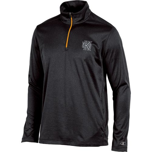 Champion Men's Kennesaw State University Victory 1/4 Zip Long Sleeve Pullover