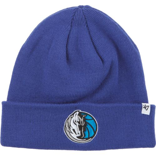 '47 Dallas Mavericks Raised Cuff Knit Beanie