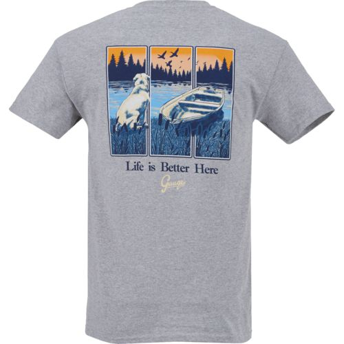 Gauge Men's Graphic T-shirt