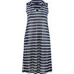 Porto Cruz Women's Nautical Hooded Midi Dress - view number 3