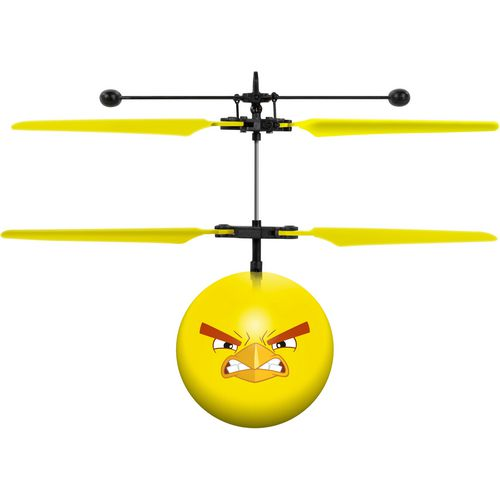 World Tech Toys Rovio Angry Birds Movie Chuck IR UFO Ball Helicopter - view number 1