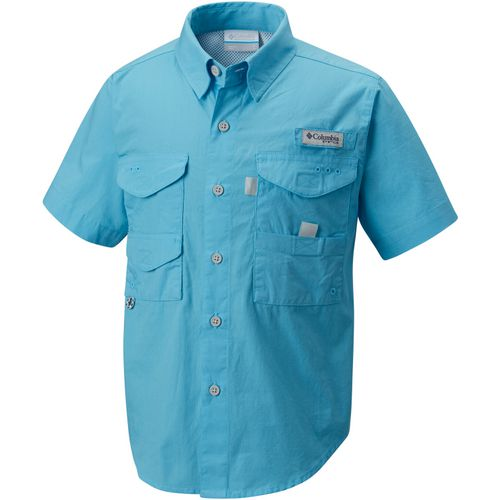 Columbia Sportswear Toddler Boys' PFG Bonehead Button Down Shirt