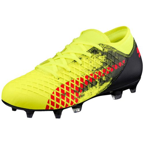 PUMA Boys' Future 18.4 FG/AG Jr Soccer Cleats - view number 1